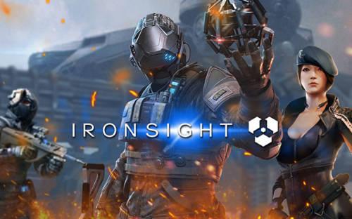 IronSight - скачать и играть бесплатно, обзор игры и отзывы