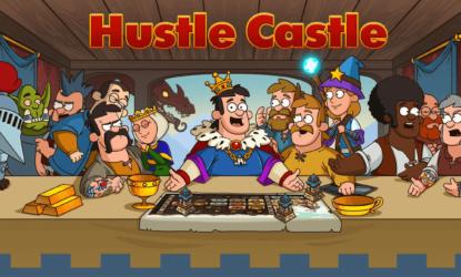 HustleCastle:FantasyKingdom
